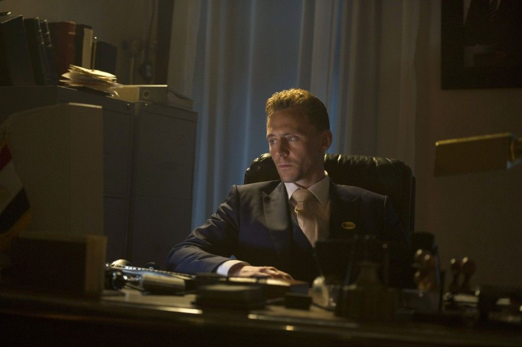 WARNING: Embargoed for publication until 00:00:01 on 02/01/2016 - Programme Name: The Night Manager - TX: n/a - Episode: The Night Manager - Early Release (No. Early Release) - Picture Shows: *STRICTLY NOT FOR PUBLICATION UNTIL 00:01HRS, SATURDAY 2ND JANUARY, 2016* Jonathan Pine (TOM HIDDLESTON) - (C) The Ink Factory - Photographer: Des Willie