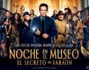 'Noche en el museo: El secreto del faraón' (Shawn Levy, 2014)
