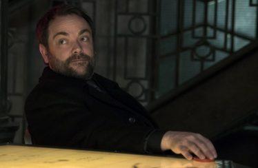 #SomosFans de… Crowley ('Supernatural')