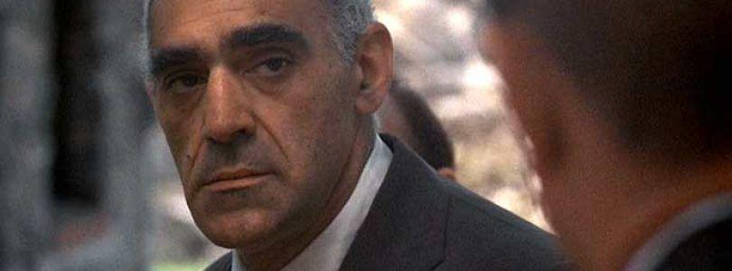 Muere Abe Vigoda, conocido por interpretar a Salvatore Tessio de 'El padrino'