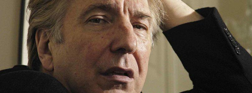 Fallece el actor Alan Rickman a los 69 años