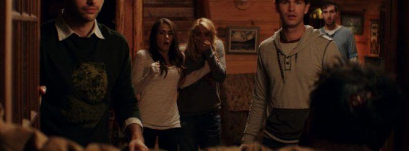 Tres nuevos pósters del remake de 'Cabin Fever'
