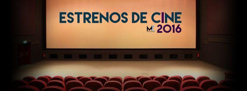 Estrenos de cine: Viernes 4 de marzo de 2016