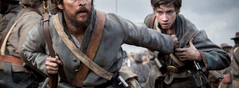 Tráiler y póster de 'Free State of Jones', la nueva cinta bélica protagonizada por Matthew McConaughey
