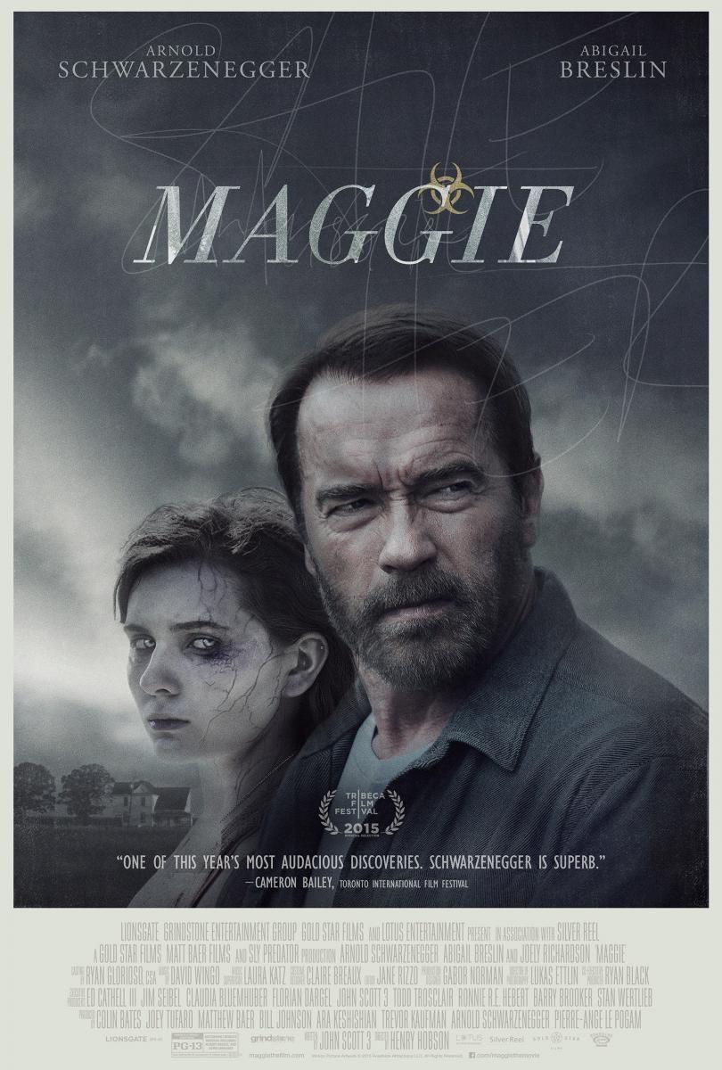 Cartel de Maggie