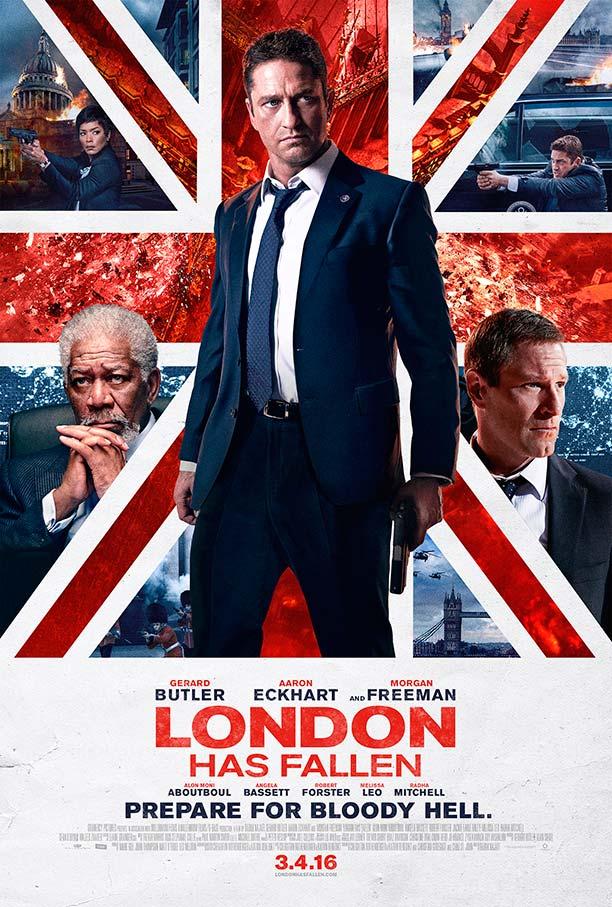 Objetivo Londres - MagaZinema