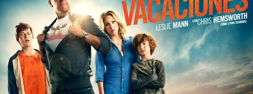 Crítica de 'Vacaciones' (2015,  John Francis Daley, Jonathan M. Goldstein)