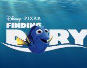 Cuatro nuevos pósters de 'Buscando a Dory' jugando al escondite