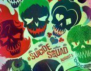 Póster oficial y pósters de personajes de 'Escuadrón Suicida'