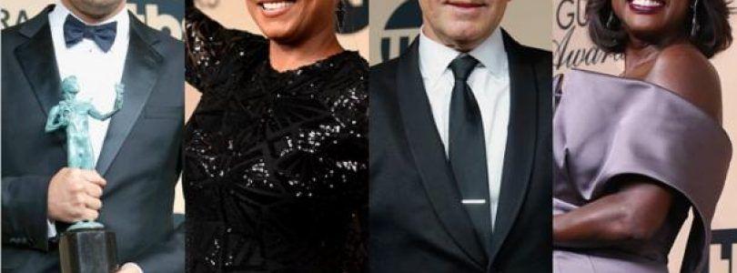 SAG Awards 2016, las actrices y actores de Hollywood eligen a sus galardonados