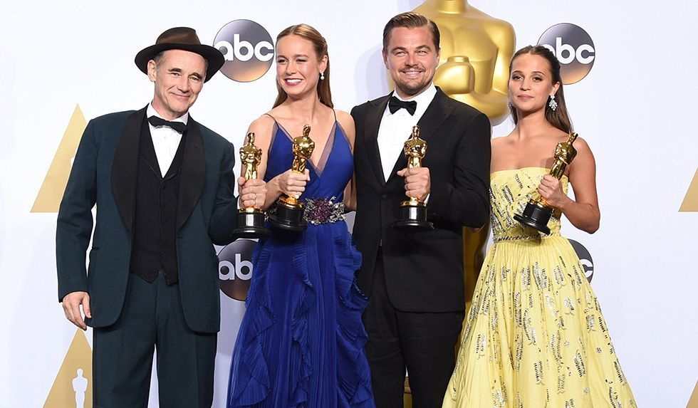 Ganadores Oscar - MagaZinema
