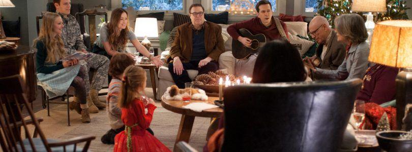 Crítica de 'Navidades, ¿bien o en familia?' (Jessie Nelson, 2015):  Los Coopers, demasiados miembros para material tan limitado