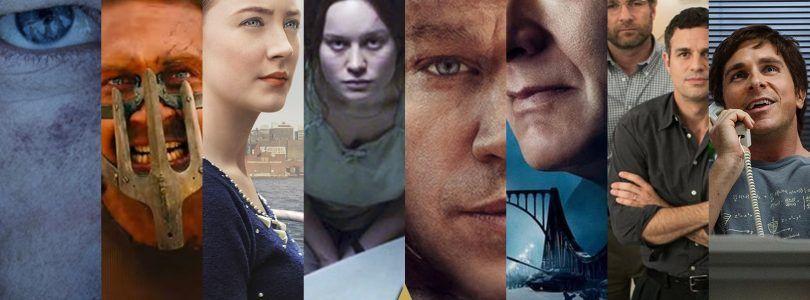 Oscars 2016: Una baraja con ocho ases