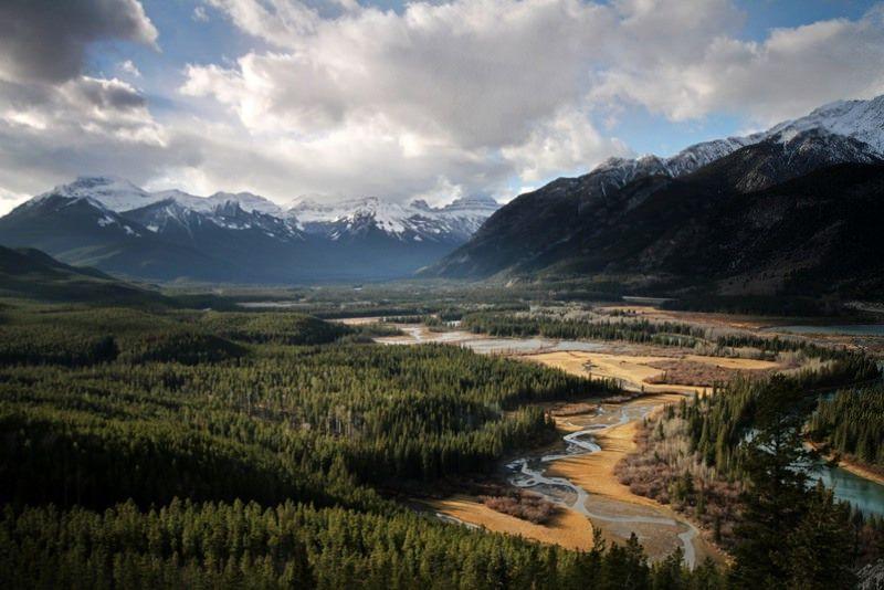 Valle Bow Alberta