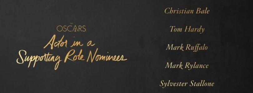 Secundarios de primera  ¿Quién ganará el Oscar?