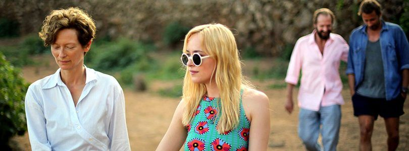 Tráiler en español de 'Cegados por el sol', remake de 'La piscina' de Jacques Deray