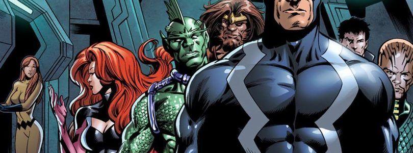 'Inhumanos' se le complica a Marvel