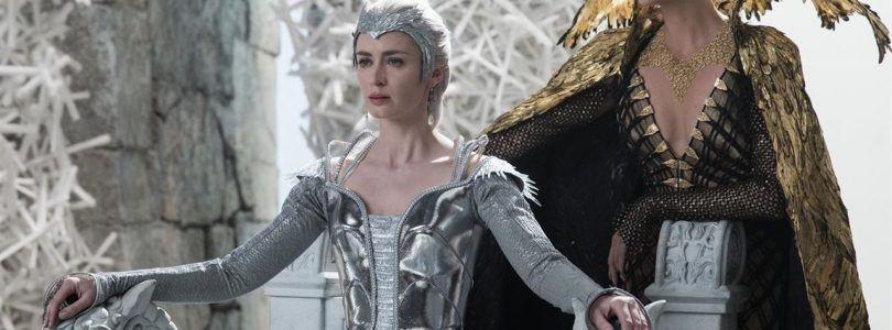 Crítica de 'Las crónicas de Blancanieves: El cazador y la reina del hielo' (2016, Cedric Nicolas-Troyan)