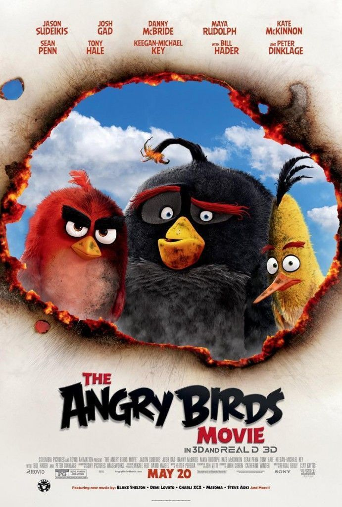 Angry Birds - MagaZinema