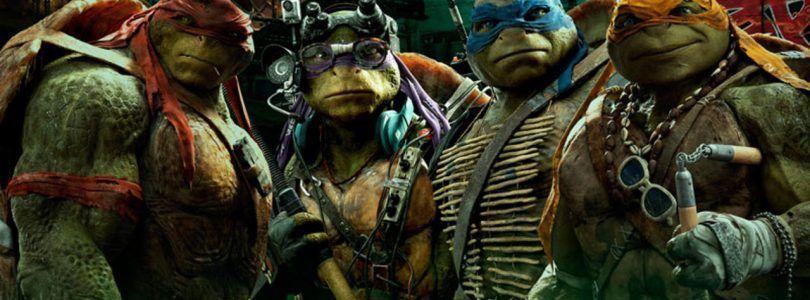 Crítica de 'Ninja Turtles: Fuera de las sombras' (2016, Dave Green)