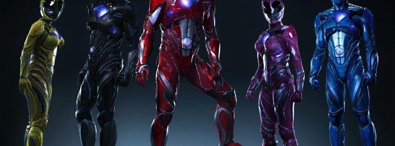 Teaser Poster de 'Power Rangers'