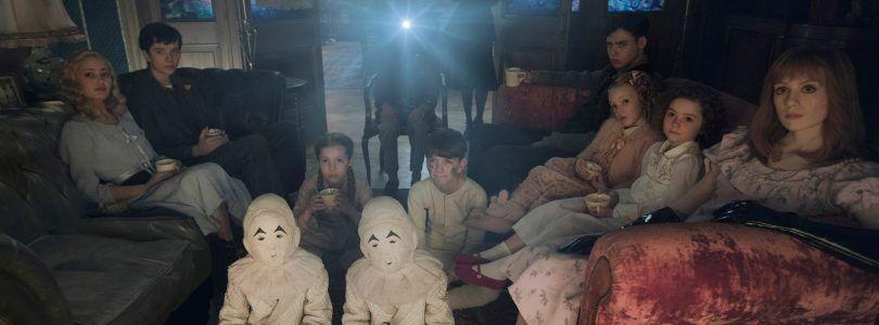 Crítica de 'El hogar de Miss Peregrine para niños peculiares' (2016, Tim Burton)