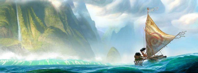 Disney nos regala el primer teaser de 'Vaiana'