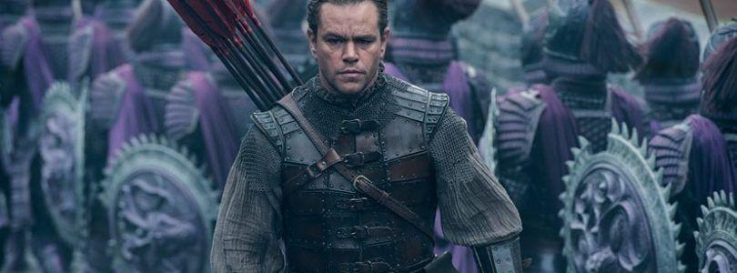 Tráiler de 'La gran muralla'; un drama asiático con Matt Damon