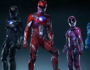 Primer vistazo a los cascos de los nuevos 'Power Rangers'