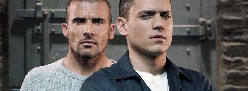 Nuevas imágenes y póster de 'Prison Break'