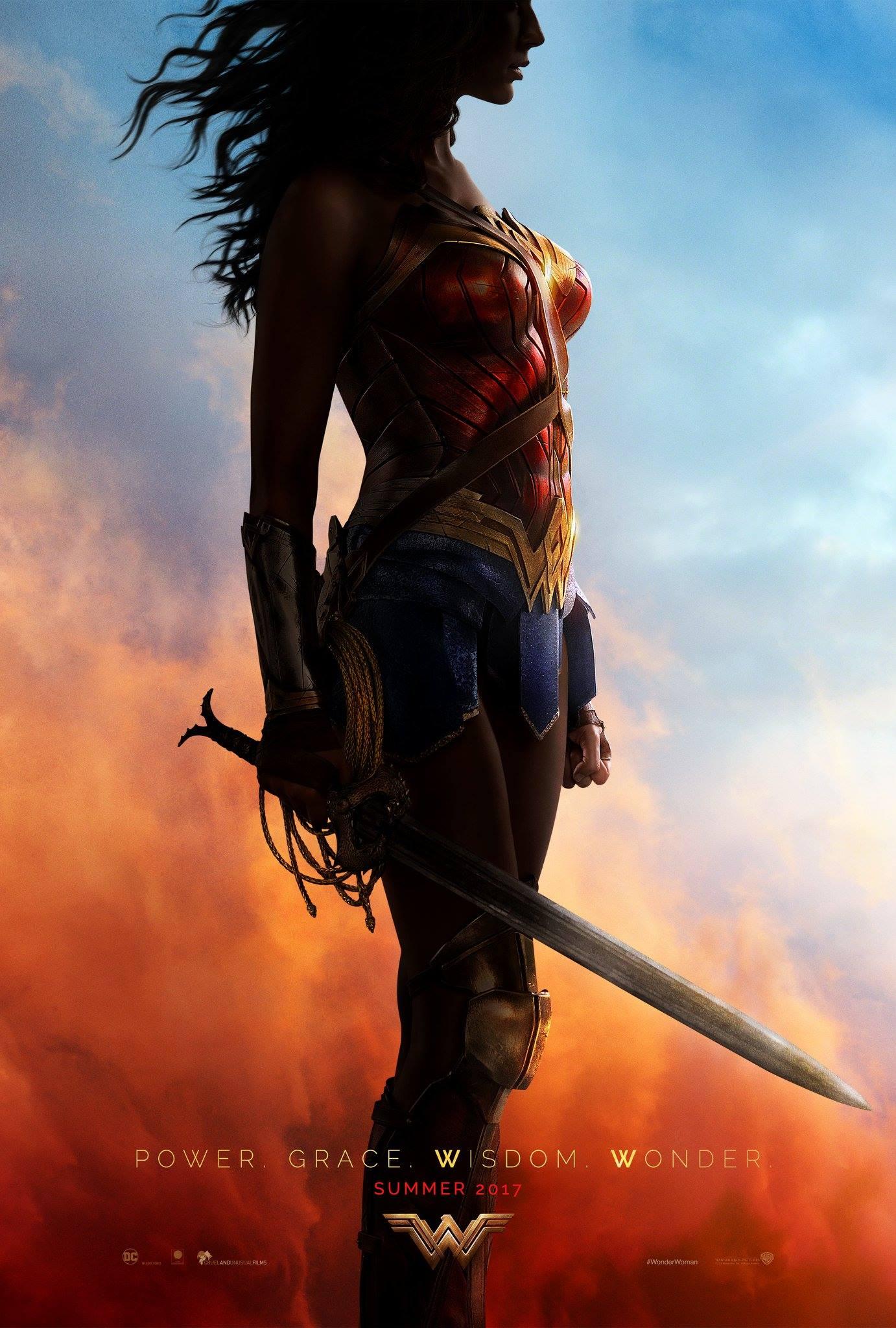 Wonder Woman - MagaZinema