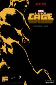 luke cage poster - MagaZinema