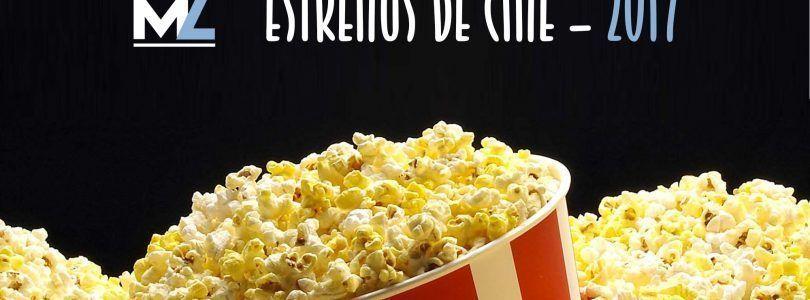 Estrenos de cine: viernes 27 de enero