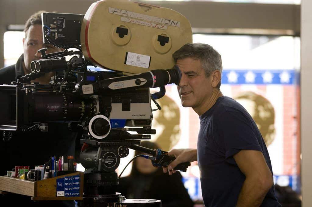 George Clooney dirigiendo
