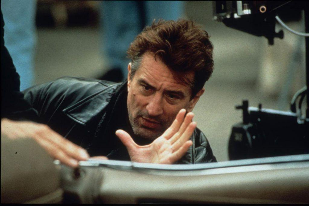 Robert De Niro dirigiendo 'Una historia del Bronx'
