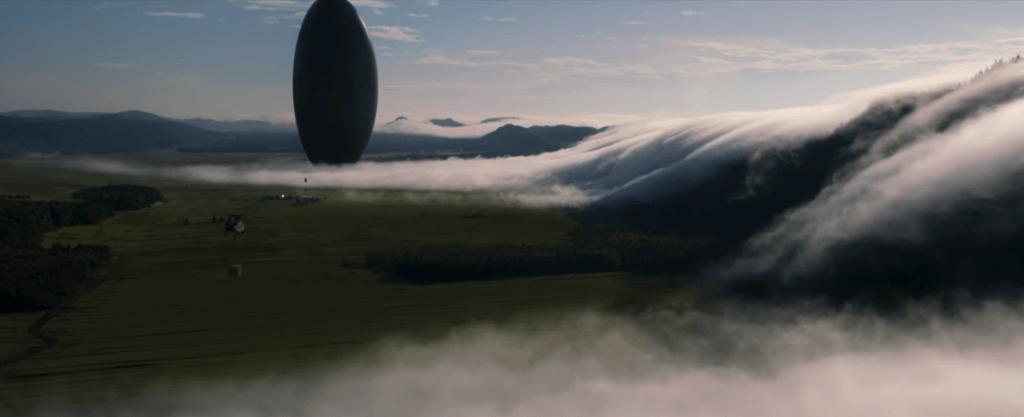 La llegada (Valle y nave)