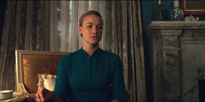 El cuento de la criada | Yvonne Strahovski como Serena Joy