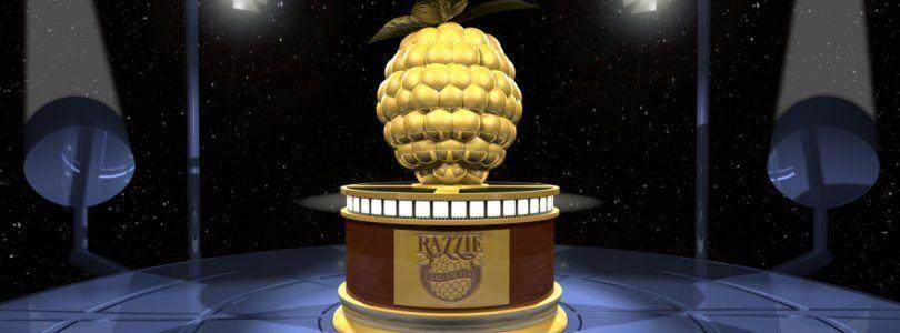 Razzie 2017: Todos los ganadores de lo peor del cine