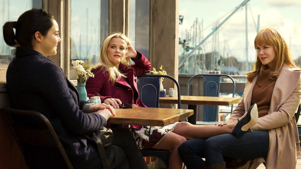 Big Little Lies - actrices
