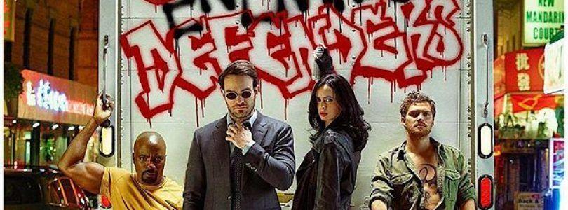 'The Defenders' tiene super póster y alguna sorpresa más