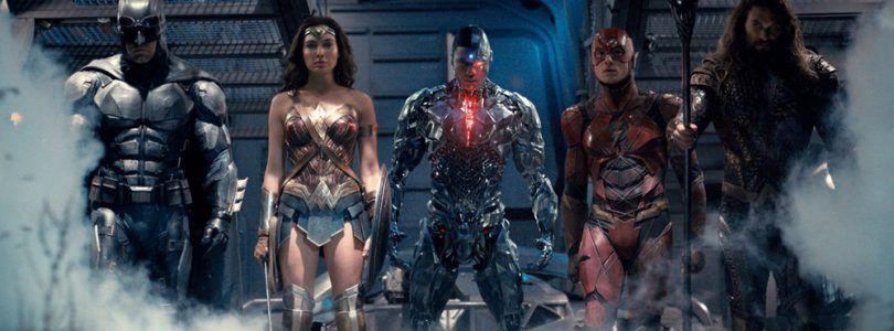 'Liga de la Justicia' tiene nuevos pósters individuales