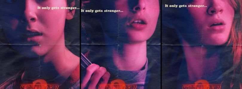 Stranger Things, nuevos pósters de la segunda temporada
