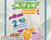 ¿Qué ver en la Fiesta del cine? | 16, 17 y 18 de Octubre