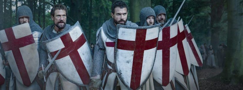 HBO España estrena este jueves la nueva serie 'Knightfall'