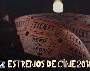 Estrenos de cine: viernes 14 de septiembre