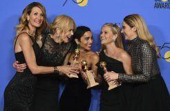 Globos de Oro 2018, descubre a las ganadoras y ganadores de esta edición
