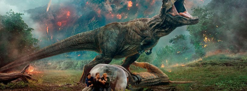 'Jurassic World: El reino caído' (J.A.Bayona, 2018)