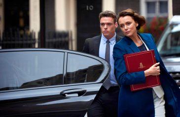 'Bodyguard' (BBC One)