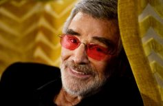 Otra leyenda que se va, fallece Burt Reynolds
