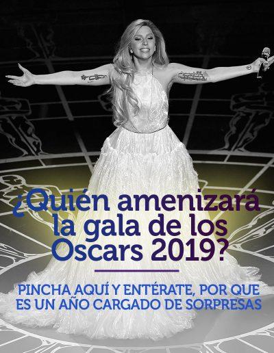 Oscars Amenizar - MagaZinema